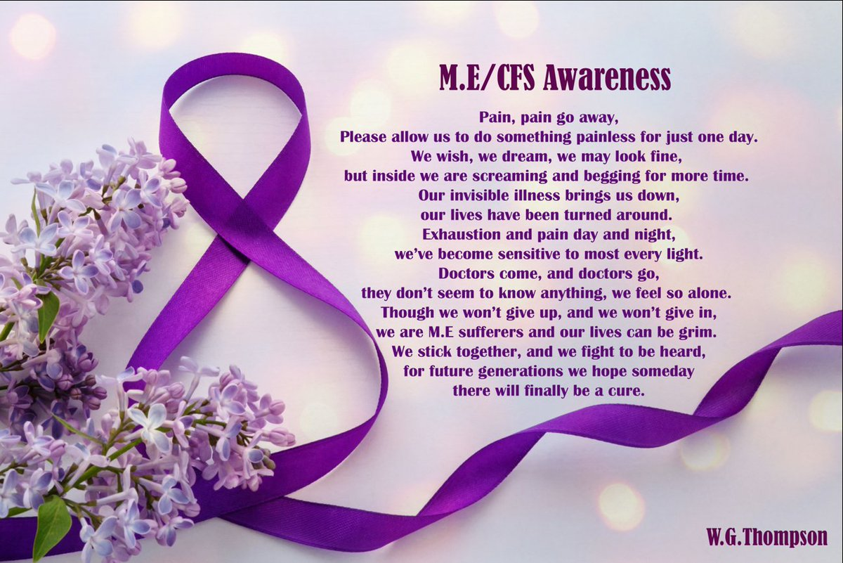 ME/CFS Awareness Part 1 | Arias Writing Journal