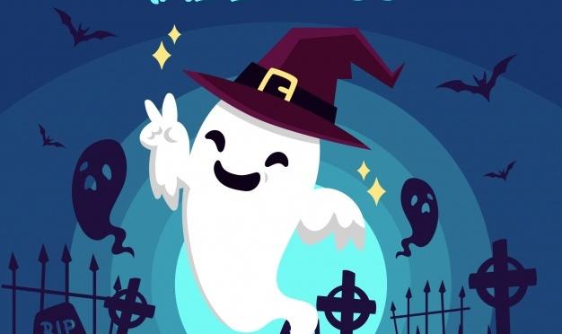 Halloween has Begun