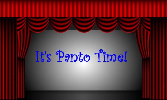 Celebrities in Panto