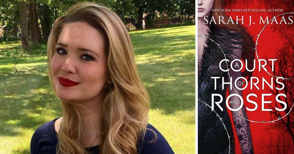 Sarah Maas' Books