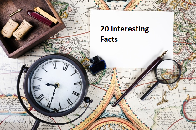 20 Interesting Facts