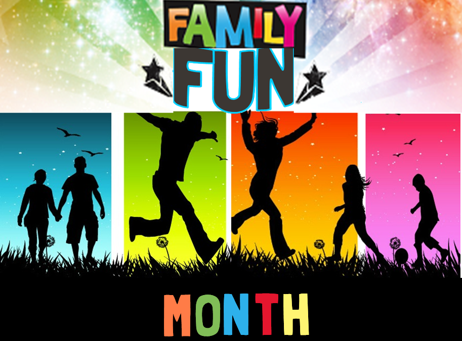 Family Fun Month