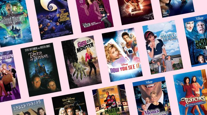 Disney Halloween Movies for the Whole Family