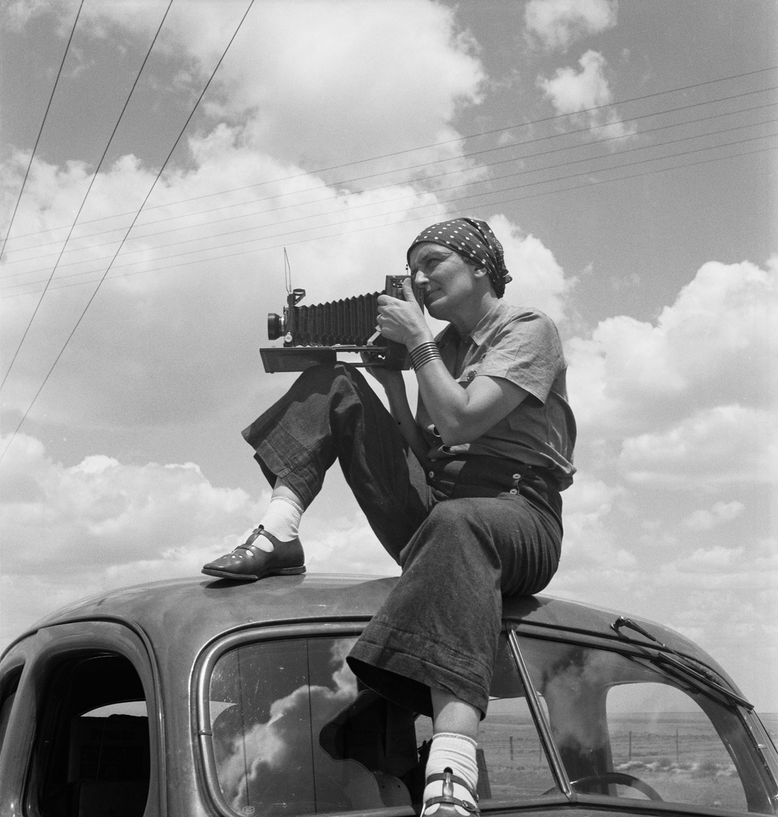 What Made Dorothea Lange an Iconic Photographer and Who was she?