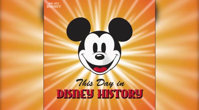 This Day in Disney History
